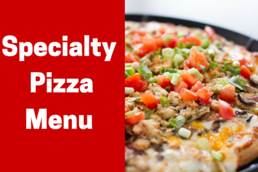 Pizza Bell Specialty Pizzas