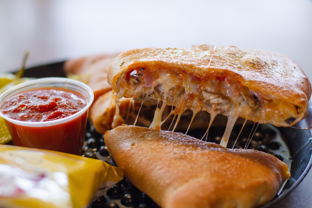 Pizza Bell Calzone